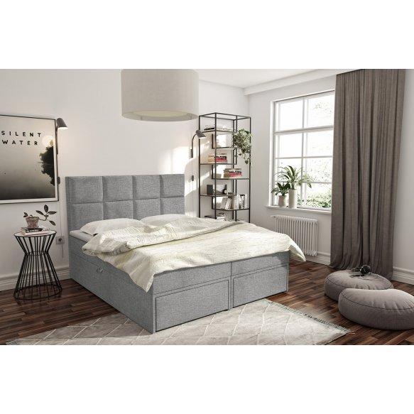 Garda Lux kontinentális ágy