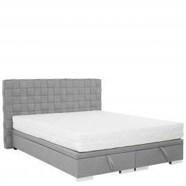 Kárpitozott ágy + matrac keret Kacper 4