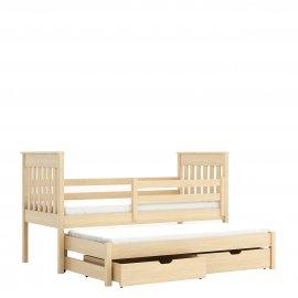 Tymon emeletes ágy