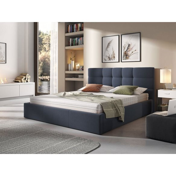 Swift kontinentális ágy + fémkeret