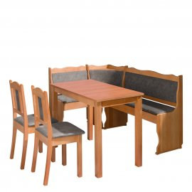 Mini III konyhasarok + asztal + két szék
