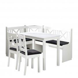 Santiago 1 konyhasarok + asztal + két szék