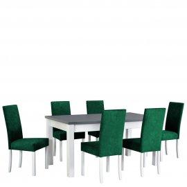 Asztal szék komplett AL09