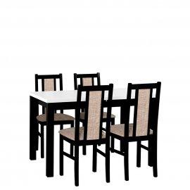 Asztal szék komplett AL11