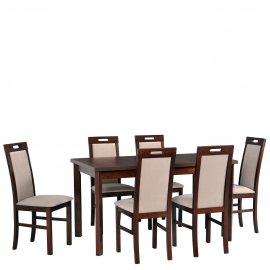 Asztal szék komplett AL35