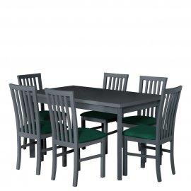 Asztal szék komplett D36