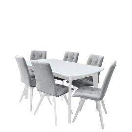 Asztal szék komplett RB053