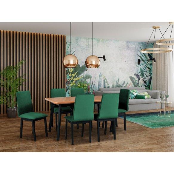 Asztal szék komplett AL51