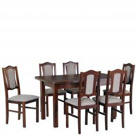 Asztal szék komplett D43