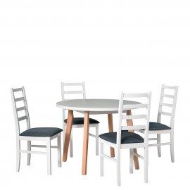 Asztal szék komplett D8
