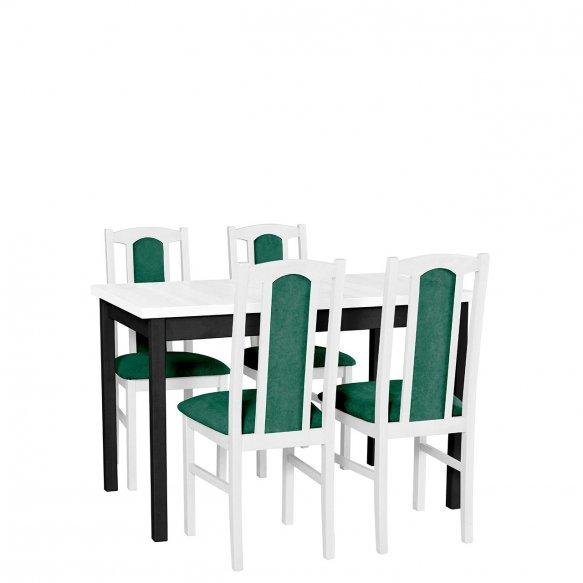 Asztal szék komplett D35