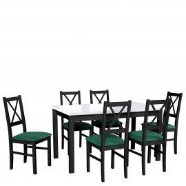 Asztal szék komplett D9