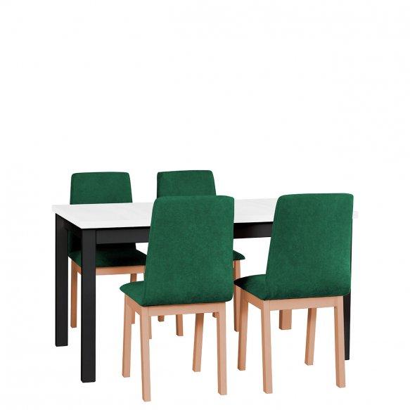 Asztal szék komplett D3