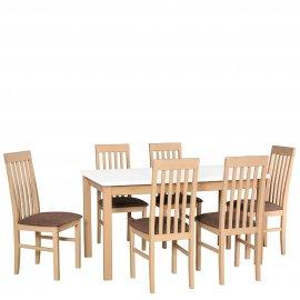 Asztal szék komplett AL07