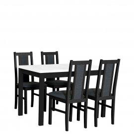 Asztal szék komplett AL08 W TRAKCIE