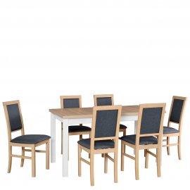 Asztal szék komplett AL10