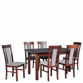 Asztal szék komplett AL70