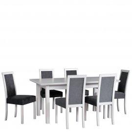 Asztal szék komplett AL77