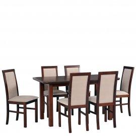 Asztal szék komplett AL74