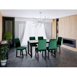 Asztal szék komplett D38