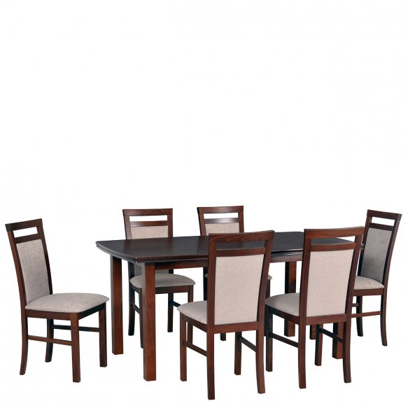 Asztal szék komplett D37
