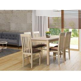 Asztal szék komplett D47