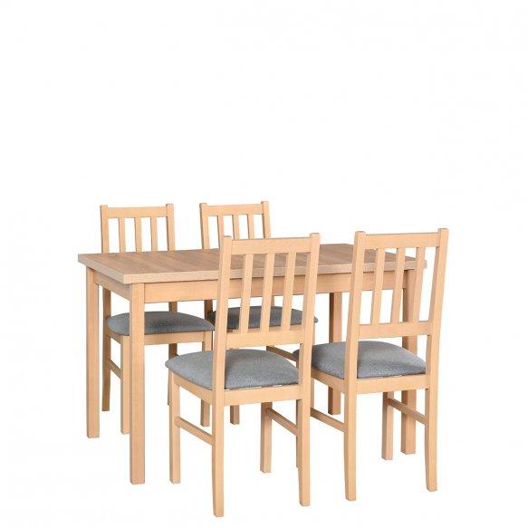Asztal szék komplett D40
