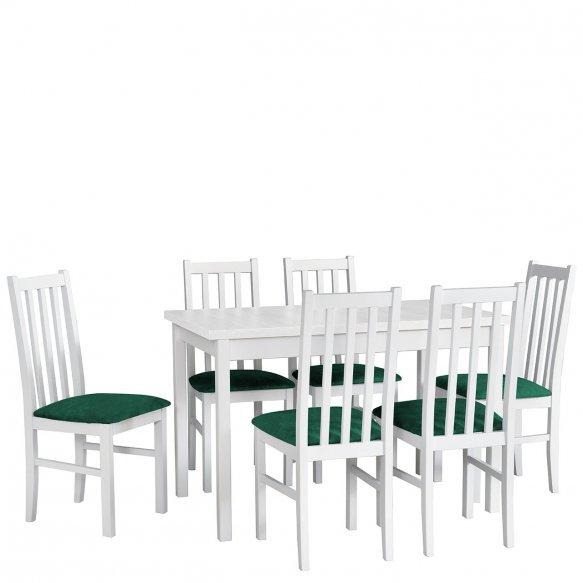 Asztal szék komplett D4