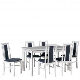 Asztal szék komplett AL71