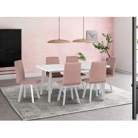 Asztal szék komplett D12