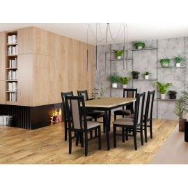 Asztal szék komplett D15