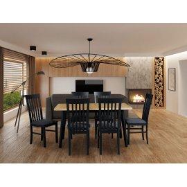 Asztal szék komplett D21