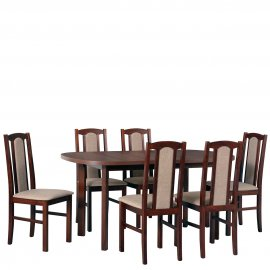 Asztal szék komplett AL58