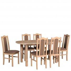 Asztal szék komplett AL57