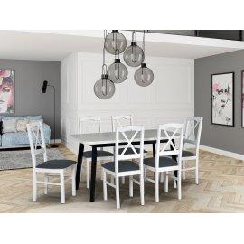 Asztal szék komplett AL50