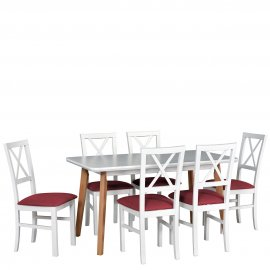 Asztal szék komplett AL52