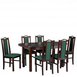 Asztal szék komplett AL56