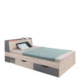 Delta DL15 L/P ágy