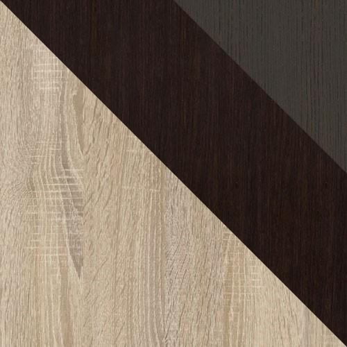 Sonoma / Wenge + Tölgy Melinga