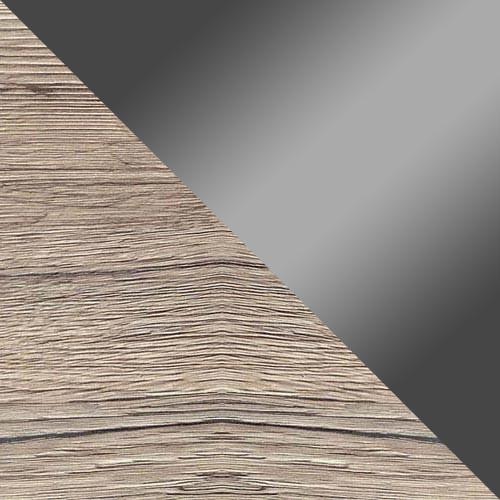 San remo / Antracit magasfényű
