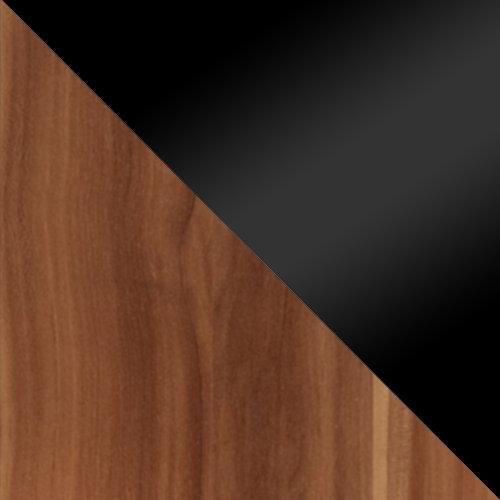szilva / fekete magasfényű