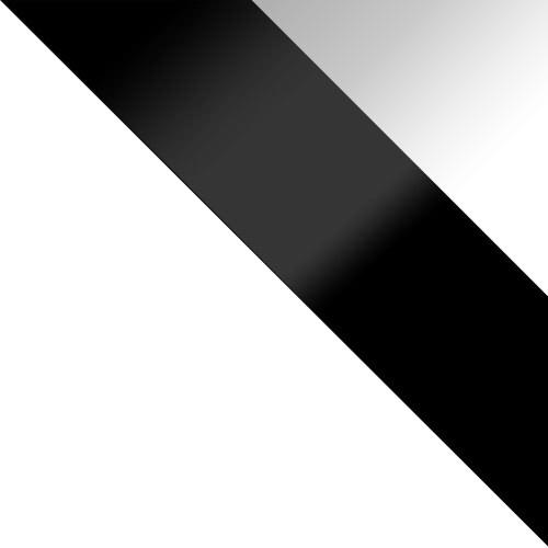 fehér / fekete magasfényű + fehér magasfényű