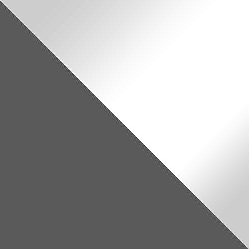 szürke / fehér magasfényű