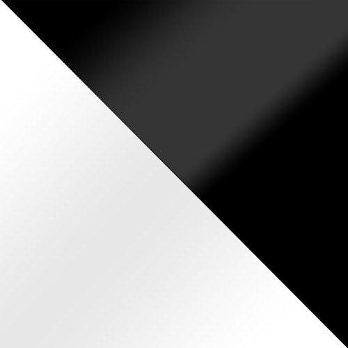 Fehér Magasfényű / Fekete Magasfényű