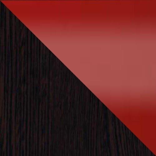 milano / piros magasfényű