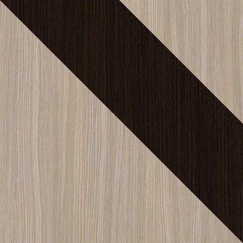 Chamonix / front: Legno Sötét + Chamonix / felső: White Pine